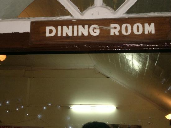 Summit Swiss Heritage Hotel & Spa: The Dining Hall