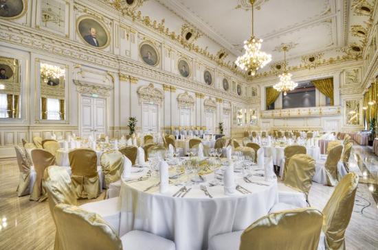Corinthia Hotel Budapest: CHBBallroom