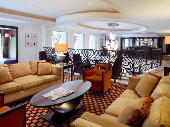 Corinthia Hotel Budapest: CHBExecutive Lounge
