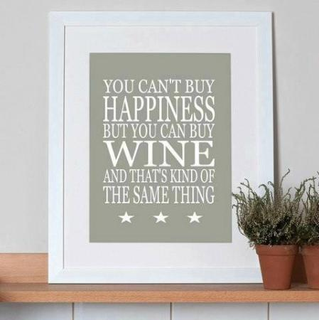 Alegria Wine and Ware: wine is happiness ...
