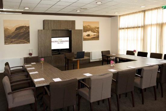 Hotel Gieling: Meetingroom