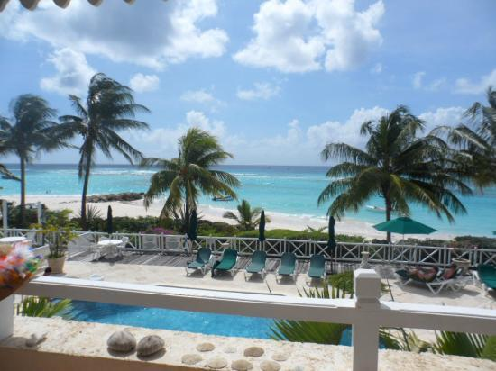 Coral Sands Beach Resort: another view from our room