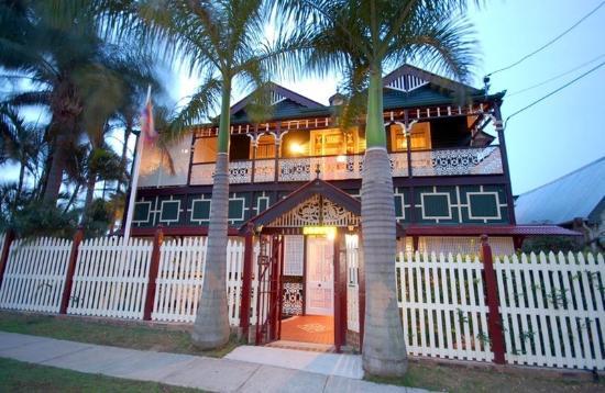 Franklin Villa: Franklinvillastreet