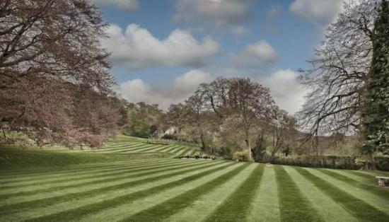 Wentbridge House Gardens