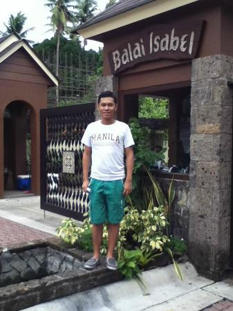 Club Balai Isabel: Entrance to Balai Isabel