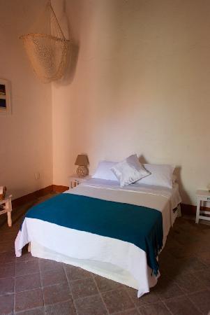Hostal Casa del Sol Oaxaca : Blanca room