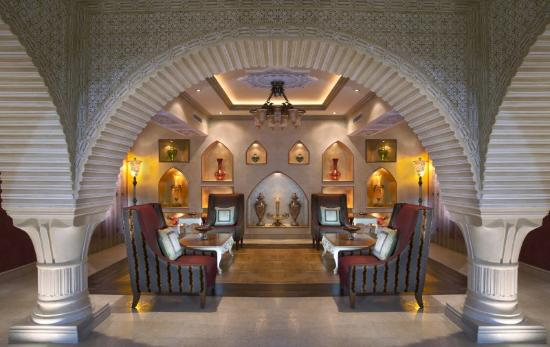 Souq Waqif Boutique Hotels: Lobby