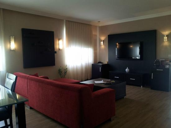Eresin Hotels Topkapi: Wohnzimmer Bild1