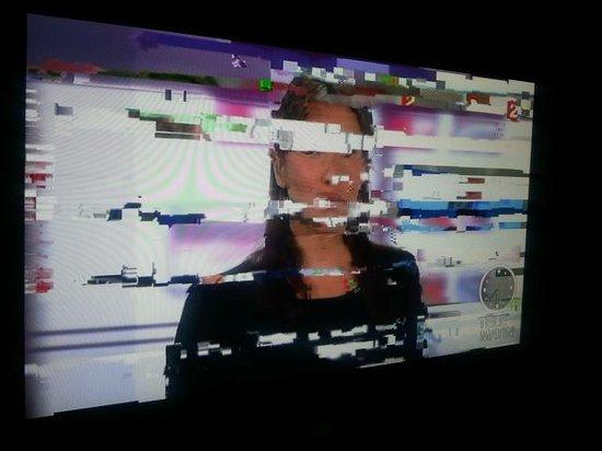 Ibis Styles Paris Alesia Montparnasse : TV à image pourrie et je vous parle pas du son (1/2)