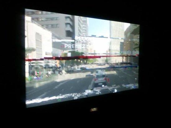 Ibis Styles Paris Alesia Montparnasse : TV à image pourrie et je vous parle pas du son (2/2)