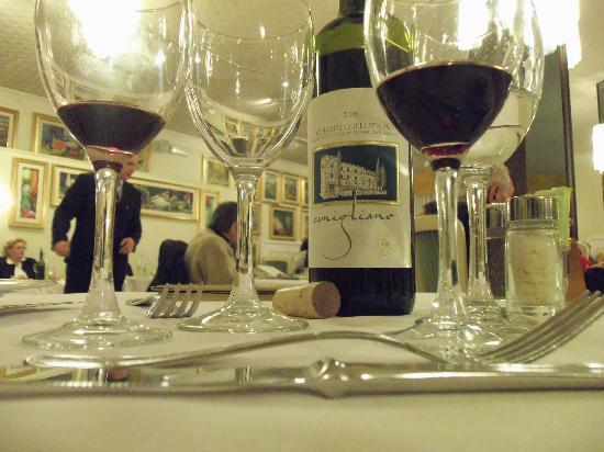 Hotel Eliseo Terme: Coccole a tavola