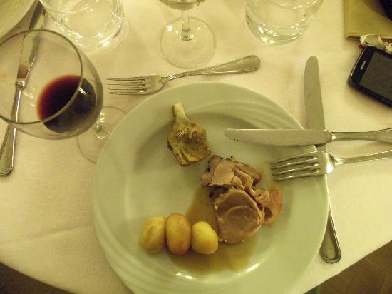 Hotel Eliseo Terme: Il mio piatto preferito