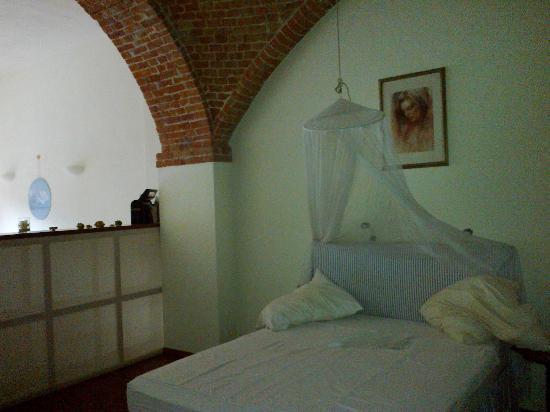 PinBologna Residence: Ein typisches Schlafzimmer