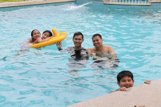 Fontana Leisure Parks & Casino: Private Pool