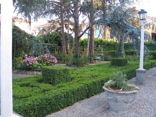 PinBologna Residence: Der Garten