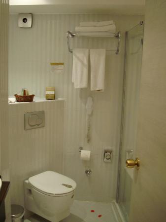 Ottoman Hotel Park: bathroom