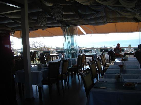 Ottoman Hotel Park: restaurant