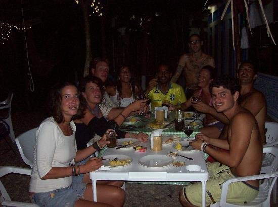 Osa Mariposa Hotelito : great food and people
