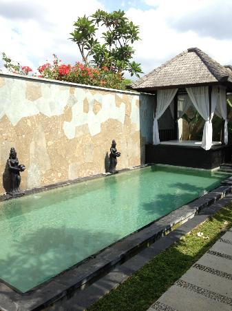 The Khayangan Villas: pool!