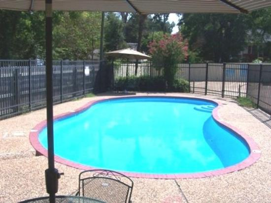 College Inn Natchitoches: Pool