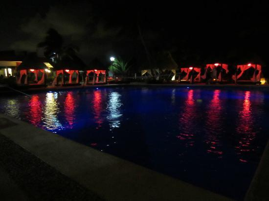 Night View - Picture Of Temptation Cancun Resort, Cancun -3660