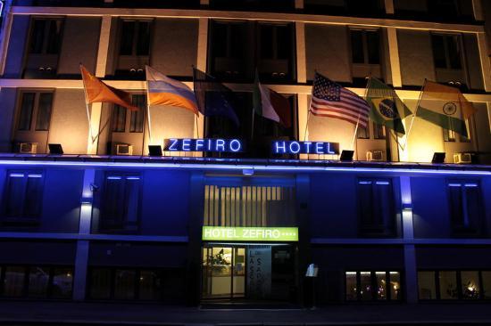 Zefiro Hotel: Exterior
