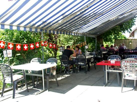 Terrasse Bild Von Bahnhof Hotel Restaurant Schupfen Tripadvisor