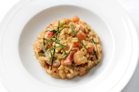 William's Bar and Bistro : Risotto of Lobster