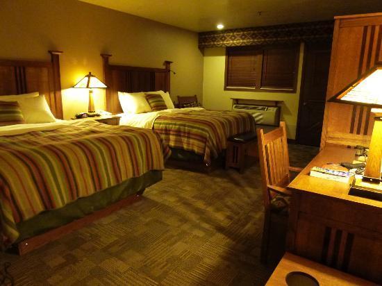 Bryce Canyon Lodge: Lodge room