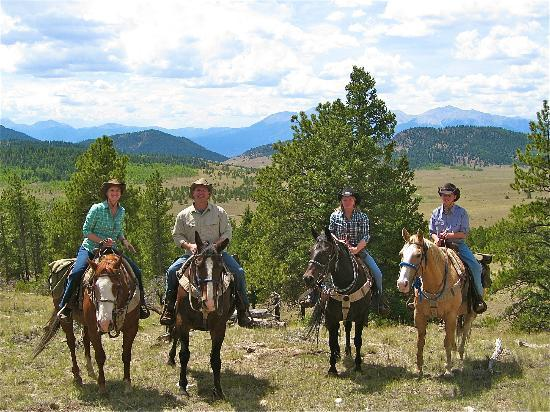 Elk Mountain Ranch: A family adventure