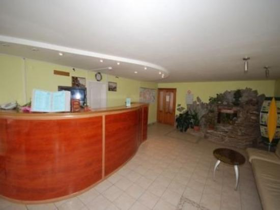 Hotel Tsaritsynskaya: Lobby
