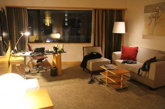 The Westin Grande Sukhumvit: spacious room