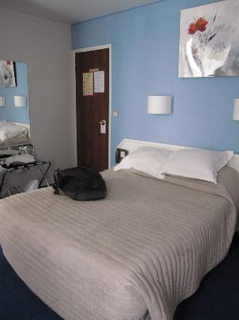 Hotel de l'Alma: Room