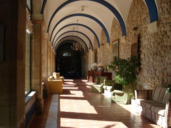 Hospederia El Convento: Interior