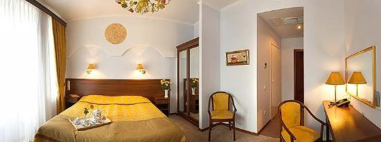 Art-hotel Trezzini: Deluxe Romantic Room