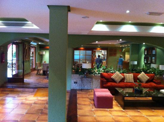 Intur Bonaire : Reception hall