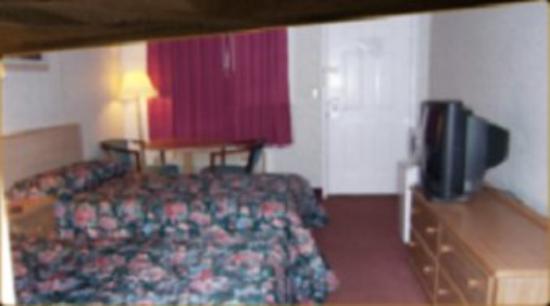 Valley Inn: Bedroom