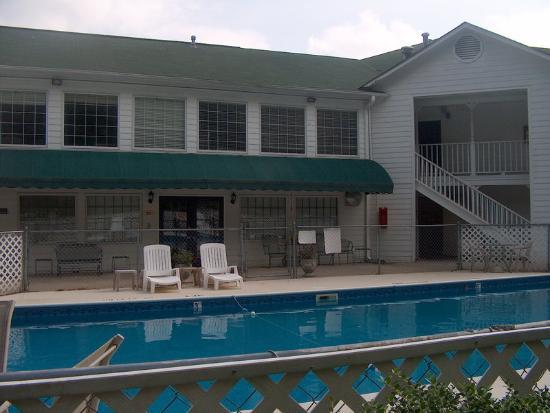 Stratford Motor Inn: Pool