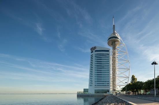 Myriad by SANA Hotels: Hotel Exterior