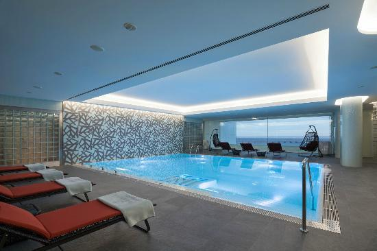 Spa swimming pool picture of myriad by sana hotels - Hotels in lisbon portugal with swimming pool ...