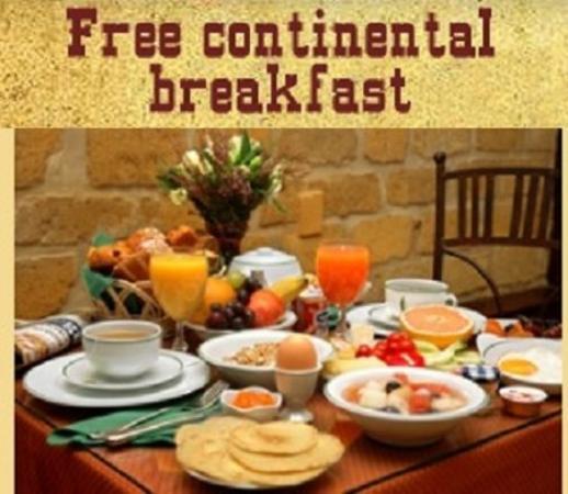 Frontier Lodge : Breakfast