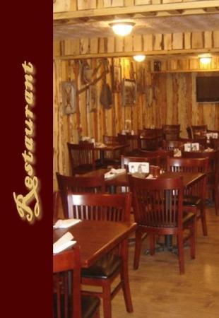 Frontier Lodge : Restaurant