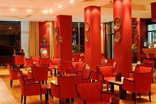 Hotel Cesar: Bar/Lounge