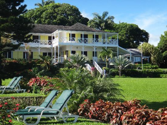 Ottley's Plantation Inn: Guest house
