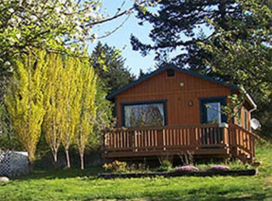 Deer Harbor Inn: Orchard Cottage