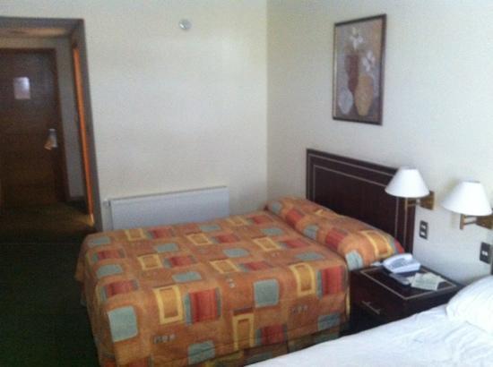 Diego de Almagro Punta Arenas: Twin room