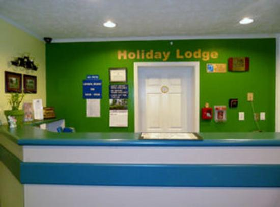 Holiday Lodge: Lobby