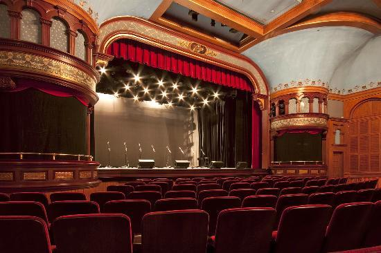Wheeler Opera House: Become a patron to concerts, film, comedy, lectures...