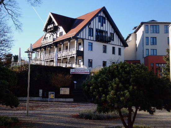Hotel Esplanade Resort & Spa: Das Dependance,gehört auch zum Hotel Esplanade