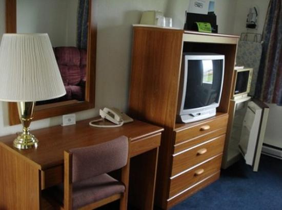 Huntingdon Motor Inn : Room